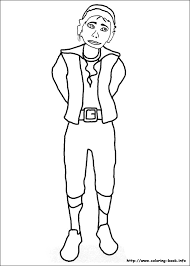 true story puss u0027n boots coloring picture