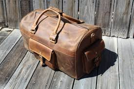 Rugged Duffel Bags This Rugged Classic Duffel Bag Is The Ultimate Travel Companion
