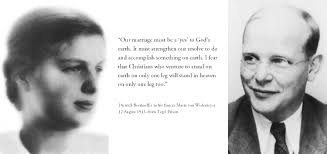dietrich bonhoeffer to his fiance u0027 maria von wedemeyer august 12