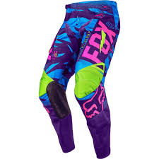 youth motocross gear closeout fox racing 2016 youth 180 vicious se pants blue available at
