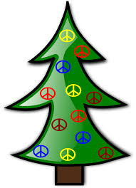 clipartist net clip art tree christmas xmas peace symbol sign svg
