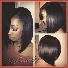 bob hairstyle 100 brazilian virgin black hair wigs front lace