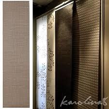 Ikea Panel Curtains Ikea Ingamaj Gray Brown Check Window Panel Curtain Kvartal
