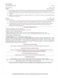cpa resume cpa candidate resumes templates franklinfire co