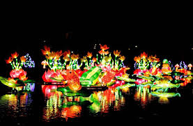 magical winter lights lone star park china lights festival a first in north las vegas las vegas review
