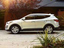7 seater hyundai santa fe hyundai santa fe 7 seater premium suv launched in usa