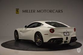 Ferrari F12 2017 - 2017 ferrari f12 berlinetta in greenwich united states for sale on
