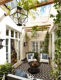 houses with courtyards open space in the middle of the house like a courtyard h a u s
