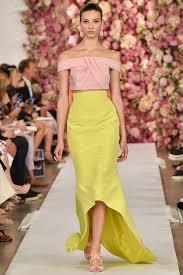 oscar de la renta spring 2015 ready to wear collection vogue