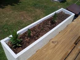 how to build a window flower box do it yourself vinyl planter boxes things i find interesting