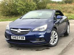 opel cascada convertible used vauxhall cascada convertible for sale motors co uk