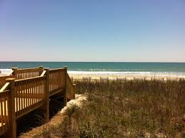 oceanfront vintage beach cottage on beautiful holden beach nc