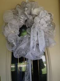 Wedding Wreaths 34 Best Wedding Mesh Wreaths Images On Pinterest Wedding Wreaths