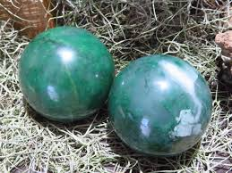 green jade large balls from swaziland toprock