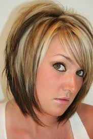 short cut tri color hair three color highlights hair hairs picture gallery