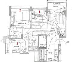 Building Plans For Houses Diagram Diagram Home Electrical Wiring Basics House Design