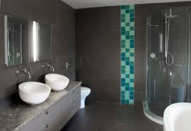 Grey Bathrooms Designs Best Decoration Bathroom Design Grey Photo - Blue bathroom design