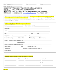 dillons floral fillable online youthexchange5100 rye claim forms for it