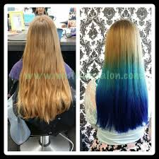 in focus ashley nitti of mint hair studio