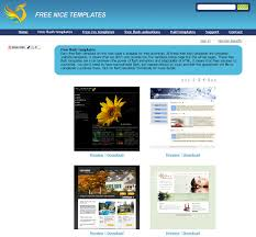 flash animation website templates finance and audit flash
