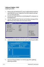 reset bios notebook qbex asus k53e manual english version by eric issuu