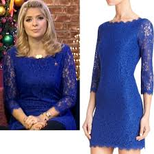 blue lace dress where did willoughby get blue lace dress from on this