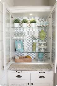 kitchen hutch decorating ideas a custom dining room hutch pretty pantry our diy