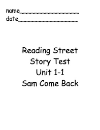 1st grade reading story reading grade unit 1 story tests by rollins