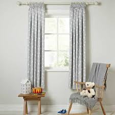 Nursery Curtain Panels by Colorful Curtains Gray Nursery Curtains Gender Neutral Nurseries
