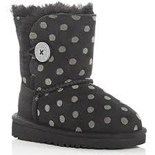 ugg sale florida amazon com ugg australia toddler s bailey button polka boots boots