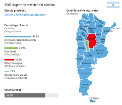 My 2016 Presidential Election Electoral Map Prediction by Mauricio Macri Is Elected Argentina U0027s Next President 2015