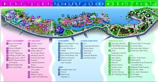 Epcot Center Map Disney World Orlando Map