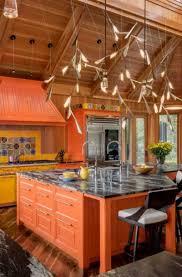 white kitchen cabinets orange walls 23 orange kitchen cabinet ideas sebring design build