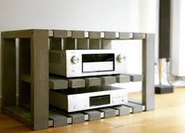 hifi lowboard design 21 best hifi rack images on audio concrete and high