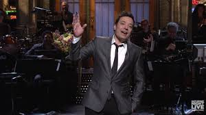 last night on saturday night live fallon u0027s confusing party