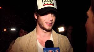 Jeremy Sumpter Friday Night Lights Aim High U0027 Premiere Jeremy Sumpter Interview Youtube