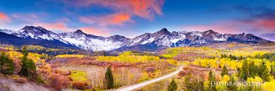 colorado photographers painted valley san juan mountains david balyeat photography