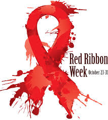 cartoon alcohol abuse red ribbon week brings awareness to the harmful effects of
