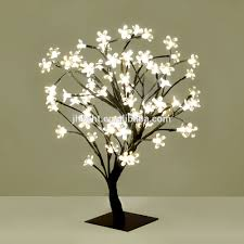 indoor decorative tree with lights lighting decor