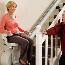 Temporary Chair Lift For Stairs Ameriglide Stair Lift Installation Stairs Decorations And