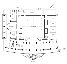 facility floor plan floor plans capacities event space hurst conference center