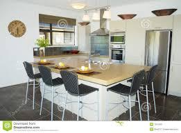 modern designer kitchen stock photo image 7041820