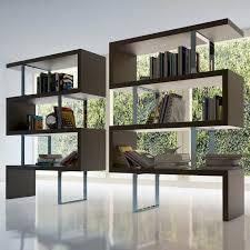 Modern Bookcase Furniture Best 25 Bookshelf Room Divider Ideas On Pinterest Room Divider