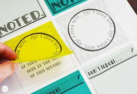 post it notes printable u2014 crafthubs