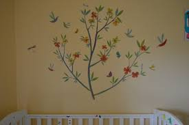 in my toddler s bedroom our seaside baby i discovered the french company djeco when i was pregnant and love their beautiful wall stickers lamps and craft kits toddler has the tree bird stickers