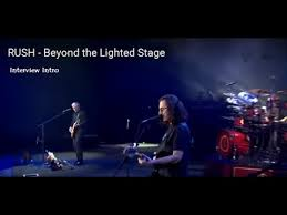 beyond the lighted stage rush beyond the lighted stage interview intro youtube