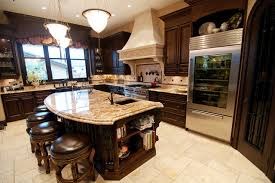 old world classic traditional kitchen vancouver by hi