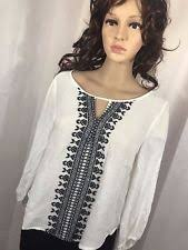 forever 21 white blouse forever 21 polka dot sleeve tops blouses for ebay