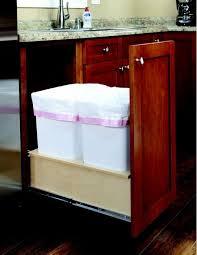 Kitchen Trash Can Ideas 366 Best Kitchen Waste Management Images On Pinterest Kitchen