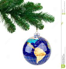 globe and tree stock photography image 27280162